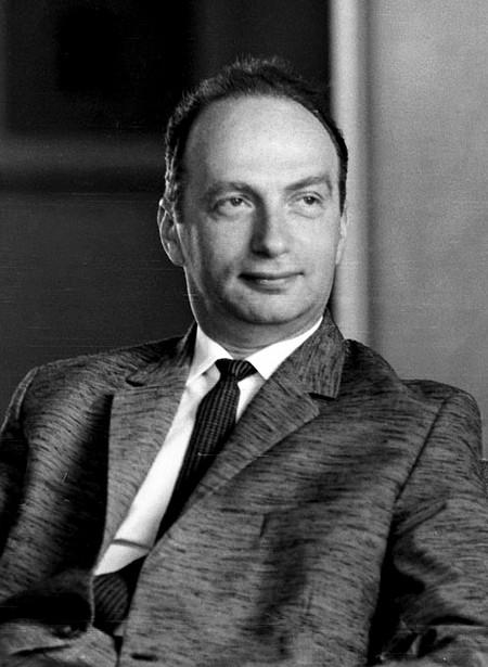 Оскар Борисович Фельцман (1921-2013), российский композитор