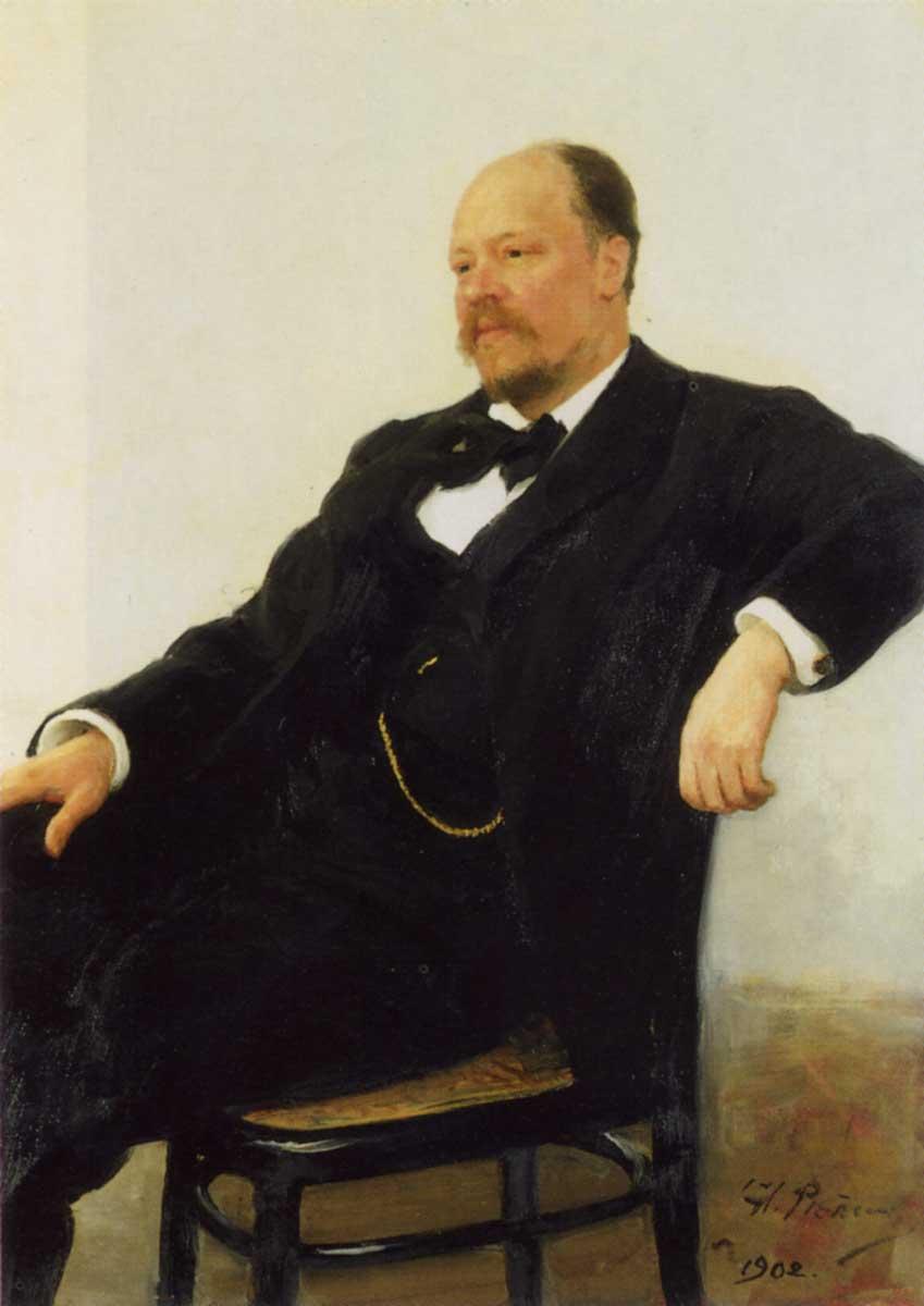 Анатолий Константинович Лядов (1855-1914), русский композитор