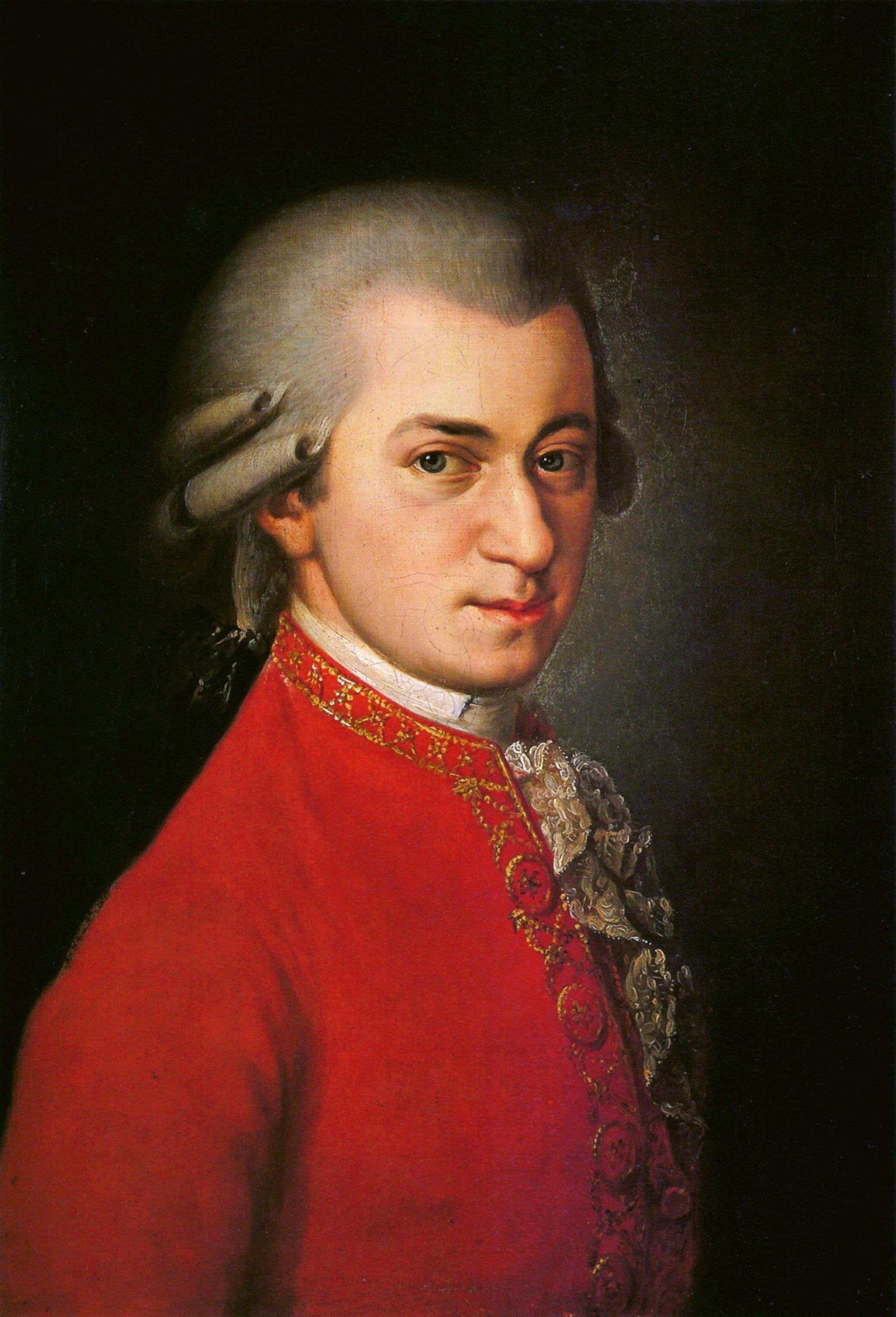 Вольфганг Амадей Моцарт (1756-1791), австрийский композитор