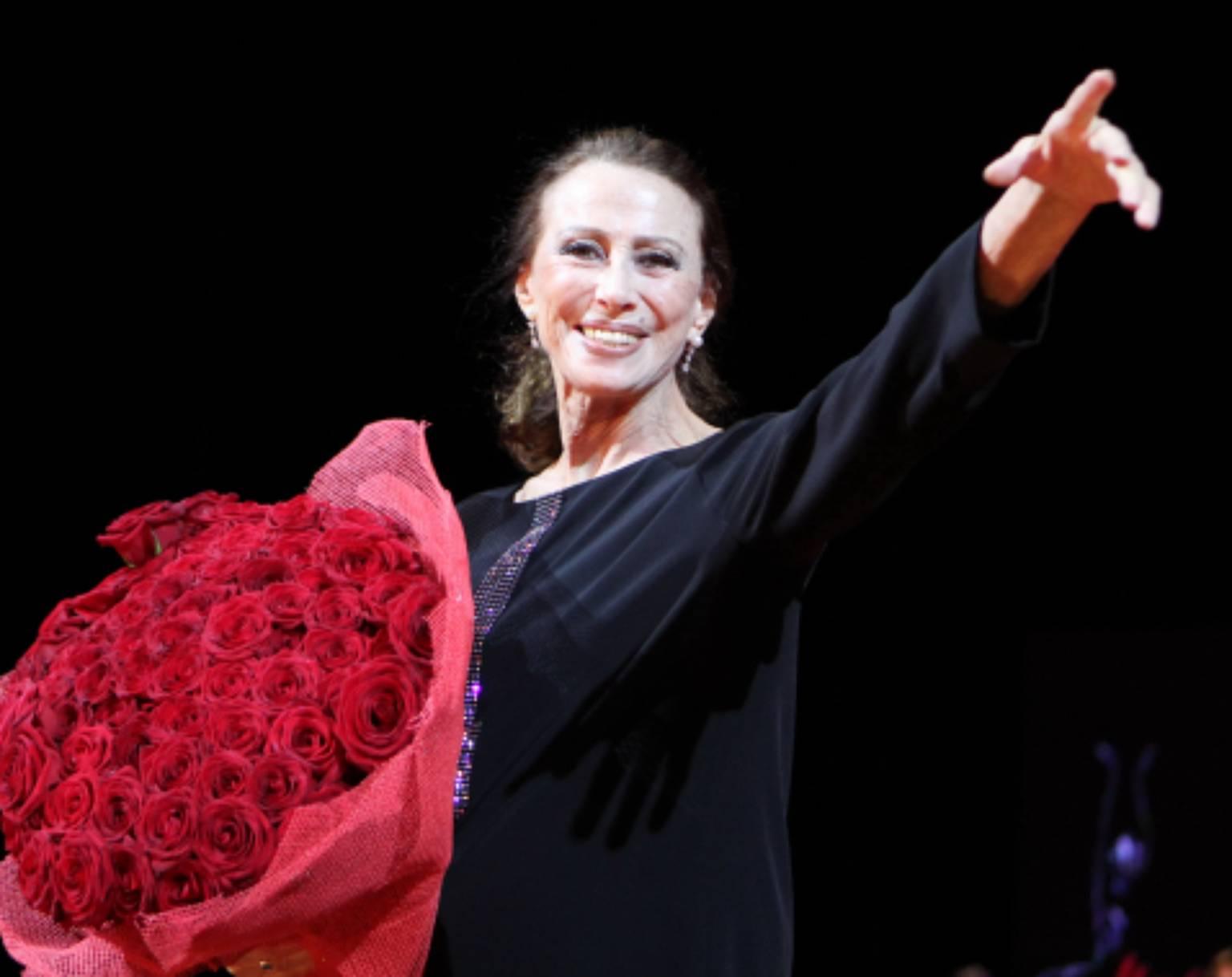 Майя Плисецкая (1925-2015), русская балерина