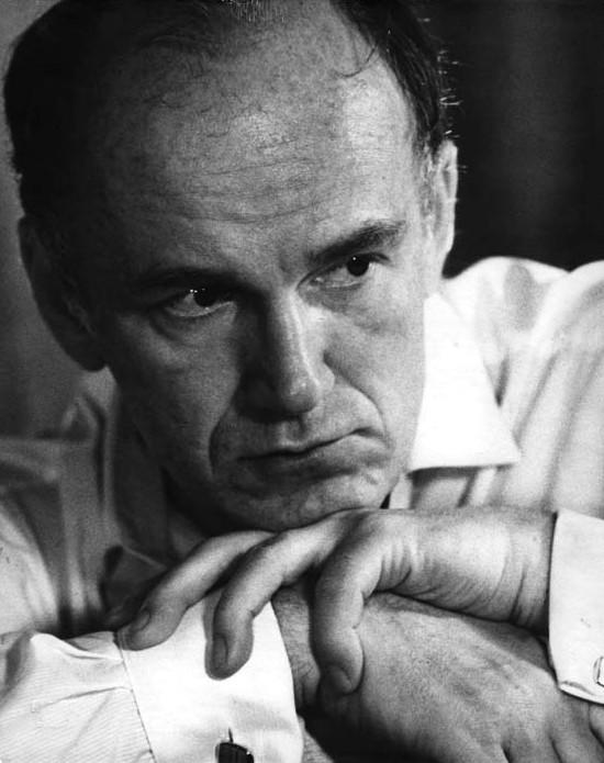 Святослав Рихтер (1915-1997), русский пианист (фотопортрет Леонида Левита)