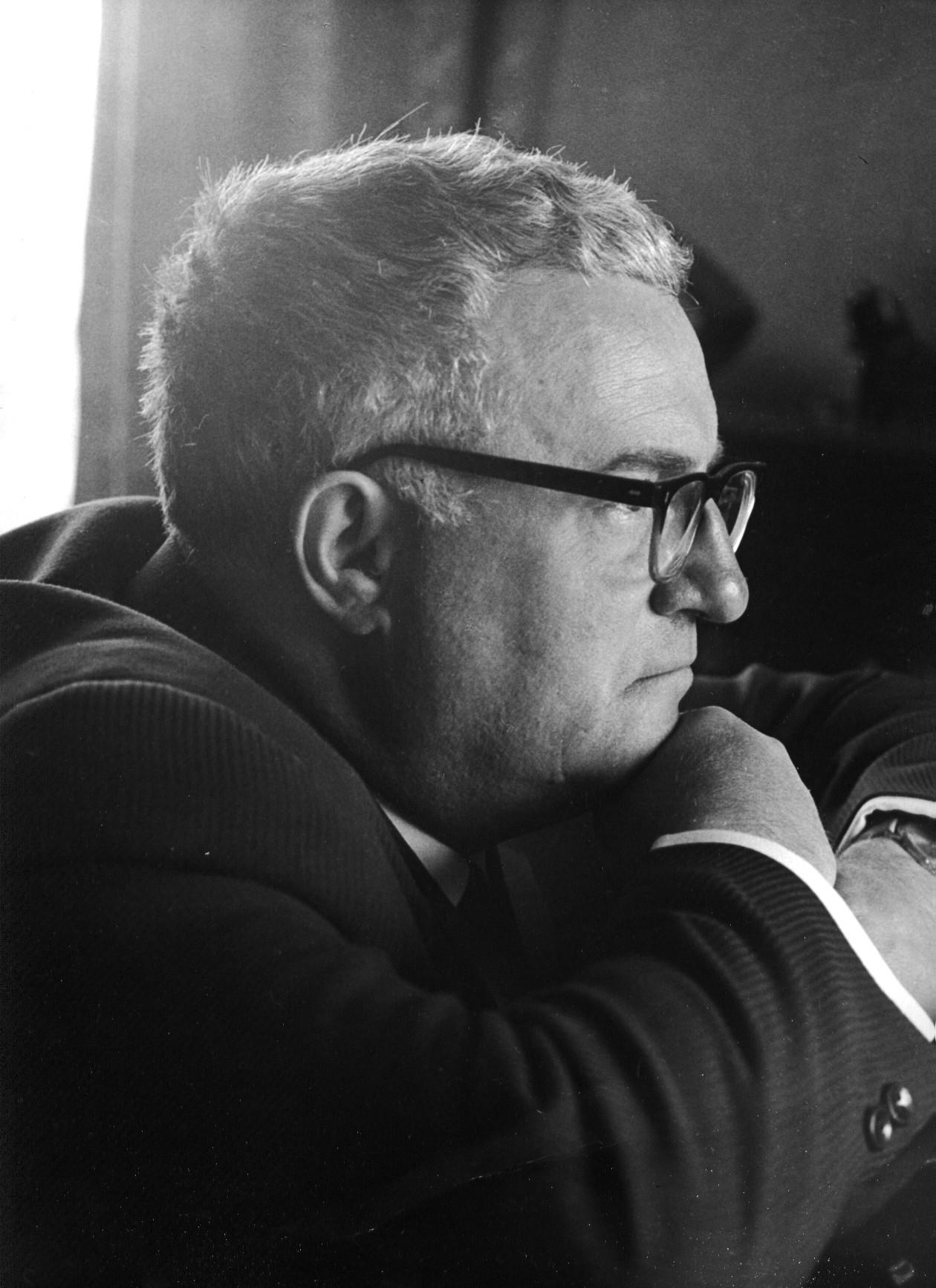 Георгий Васильевич Свиридов (1915-1998), русский композитор