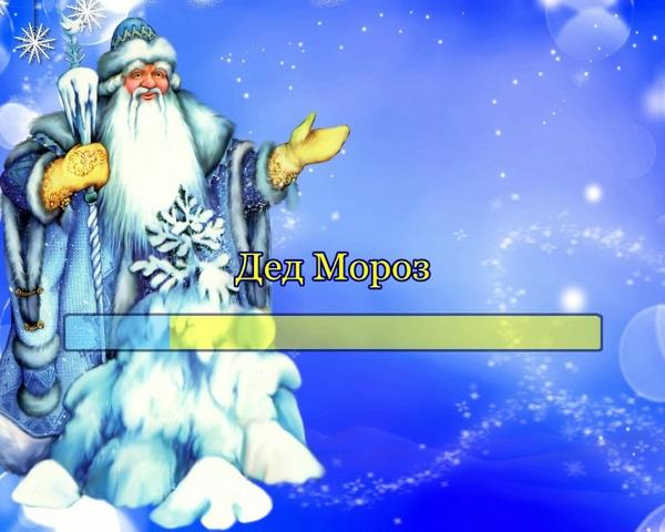 Картинка зимней берёзы