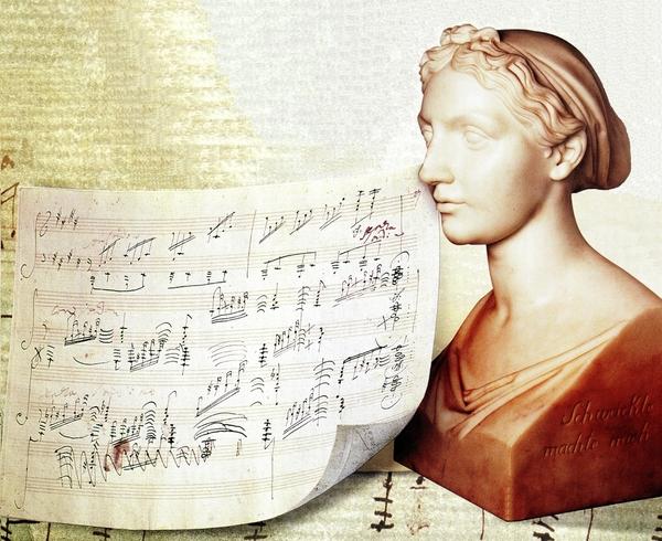 Бетховен - К Элизе - Текст Песни слушать онлайн