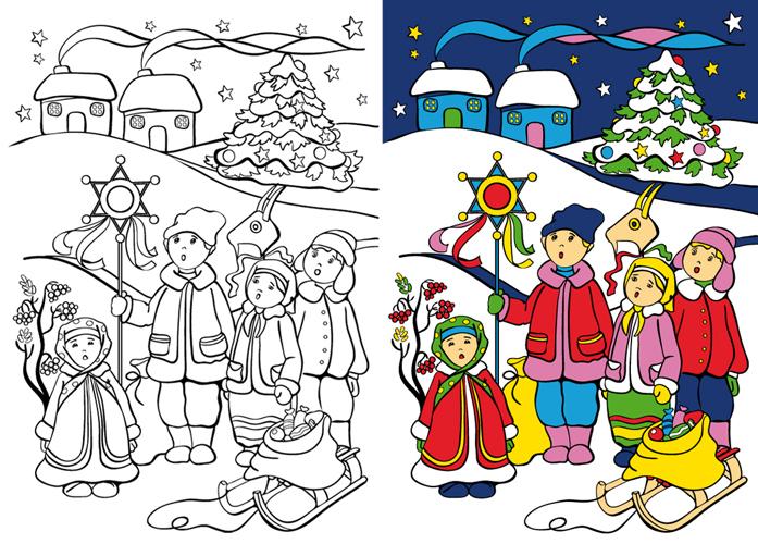 Бесплатные раскраски для детей