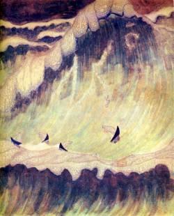 Соната Моря. Финал (1908)