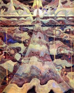 Соната Звёзд. Аллегро (1908)