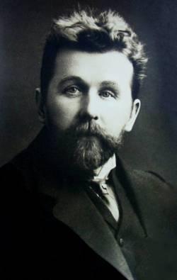 Александр Тихонович Гречанинов (1864-1956, русский композитор-академист
