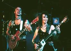 Группа «Круиз» на сцене