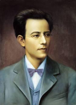 Густав Малер (1860-1911), австрийский композитор и дирижёр