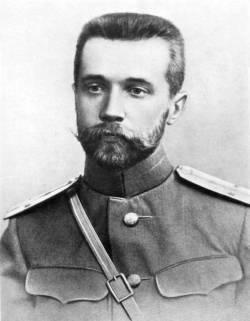 Николай Яковлевич Мясковский (1881-1950), композитор, педагог и музыкальный критик (фото 1900-х годов)