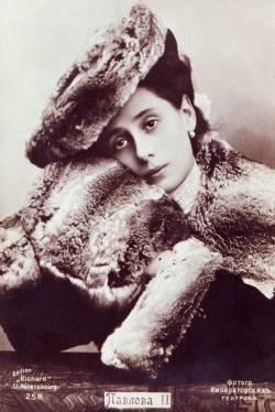 Анна Павловна Павлова (1881-1931), русская балерина
