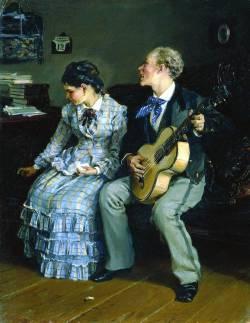 Илларион Прянишников. Жестокие романсы (1881 г.)