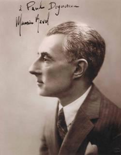 Жозеф Морис Равель (1875-1937), французский композитор-импрессионист, дирижёр, один из реформаторов музыки XX века