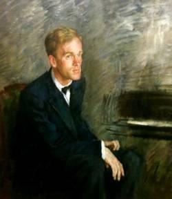 Святослав Рихтер (портрет кисти К. Магалашвили))