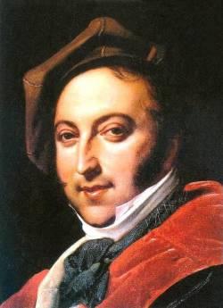Джоаккино Россини в период сочинения «Елизаветы» и «Севильского цирюльника», 1815-1816 гг.