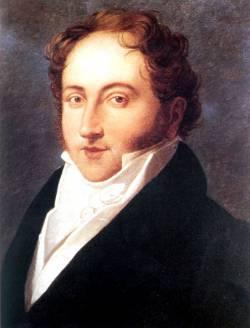 Джоаккино Россини (1792-1868), итальянский композитор