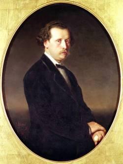 Николай Рубинштейн (портрет кисти Николая Перова)