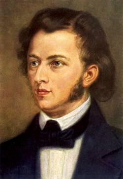 Фридерик Шопен (1810-1849), польский композитор и пианист-виртуоз, педагог