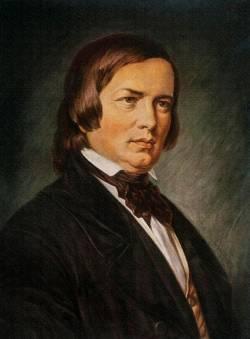 Роберт Шуман (1810-1856), немецкий композитор
