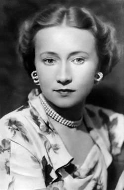 Галина Сергеевна Уланова (1910-1998), русская балерина