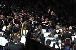 Оркестр мира (World Peace Orchestra), дирижёр Валерий Гергиев (фото Криса Христодулу)