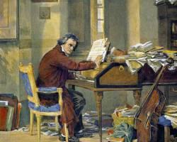 Бетховен и соната