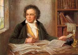 Бетховен и симфония