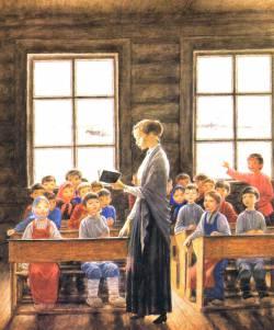 Учитель вечен на земле! Из истории образования и учительства