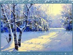 Природа и музыка: Зима (Скриншот)