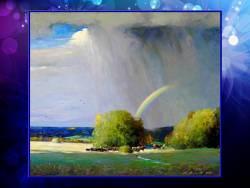 Природа и музыка: Дождь и гроза (Скриншот)