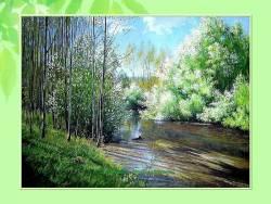 Природа и музыка: Весна (часть 1)