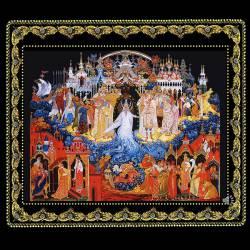 Римский-Корсаков. Опера «Сказка о царе Салтане» (Скриншот)