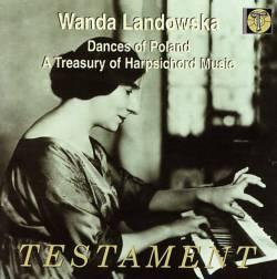 Ванда Ландовска - Сокровища клавесинной музыки