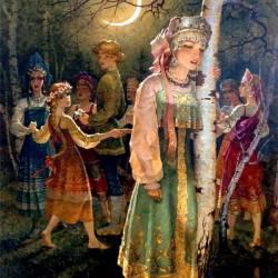 Снегурочка (музыкально-литературная композиция)