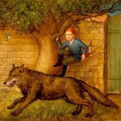 Сергей Прокофьев. Петя и волк