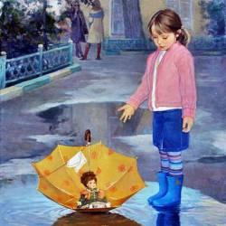 Сергей Савенков - Детская площадка