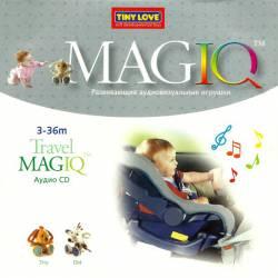 Tiny Love Travel MAGIQ Аудио CD - 3-36 мес.