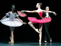 Абсолютный слух. Искусство балета. Фуэте