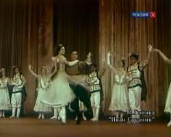 Абсолютный слух. Танцы из оперы Глинки «Иван Сусанин» в исполнении Большого театра