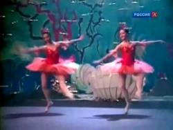 Абсолютный слух. Водная стихия в мире балета
