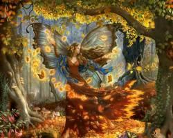 Чайковский. Времена года. Октябрь: Осенняя песня