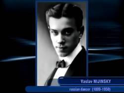 Encyclopedia Channel: Вацлав Нижинский