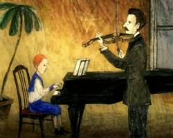 Сказки старого пианино: Сергей Прокофьев. Четвертый апельсин